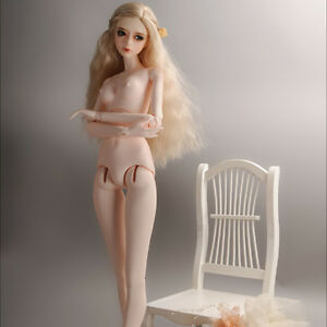 Dollmore NEW doll bodies Model Doll F - High heels Body (Normal)(No Blushing)