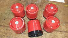 6x Warntonsirene, 12v, 24 V, Feuermelder, Rauchmelder, Brandmelder BMZ