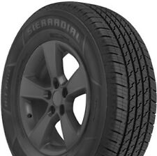 1 New Delta Sierradial H/t Plus  - P245/70r17 Tires 2457017 245 70 17