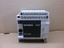 Fx3G-24Mr/Ds Mitsubishi Plc 24 I/O Cpu Dc-In Relay-Out Fx3G24Mrds *
