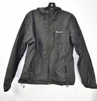 Columbia Women's Packbable Rain Jacket, Black, Size M, $75, NwT