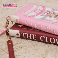 Anime Card Captor Sakura Kinomoto Grimoire Bag Handbag Lolita Girls Wallet Purse