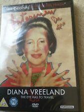 Diana Vreeland - The Eye Has To Travel (DVD) Brand New Sealed Free P&P