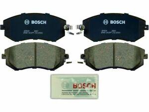 For 2013-2015 Subaru XV Crosstrek Brake Pad Set Front Bosch 75747HY 2014