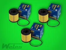 X 3 SH4035 Filtro de Aceite Peugeot 1007 206 207 3008 307 308 4007 407 5008 607