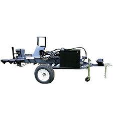 Splitting Edge 30-Ton Honda GX390 Powered Commercial Log Splitter w/ Hydrauli...