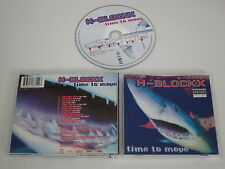 H-BLOCKX/TIME TO MOVE(SING SING-BMG 74321 18751 2) CD ALBUM