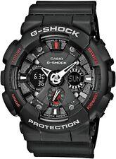Casio G-Shock GA120 Model Black x Red x Grey x White Accents Watch Last Dance