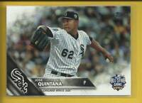 Jose Quintana 2016 Topps Update Series All Star Game Card # US241 Chicago Cubs