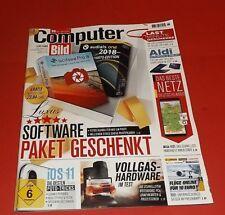 Computer Bild  #26  2017  + Heft-CD mit diversen Vollversionen ungelesen