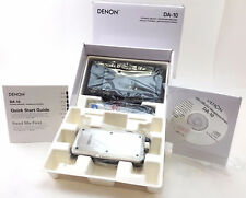 Denon DA-10 Portable USB-DAC / Portable Headphone Amplifier -