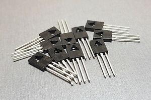 BD139 T0126 NPN High Voltage Transistor Pack of 10
