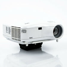 NEC LT380 MultiSync Portable Multimedia LCD Projector Only 291 Lamp Hours Used