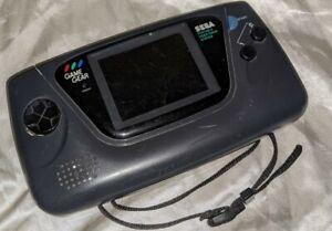 Sega Game Gear For Parts Or Repair