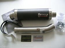 Sport Auspuff MIVV GP Carbon Yamaha YZF 600 R6 Bj. 03-05 Typ: RJ05 / RJ09 +ABE