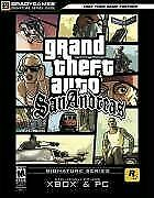 Grand Theft Auto: San Andreas Official Strategy Guide (Xbox and PC) (Official.