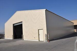 Steel Storage Buildings Industrial Portable Farm Building Commercial Warehouse