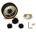 Evolution IX Steering Wheel Set for Most HPI, Futaba, Airtronics, Hitec & KO