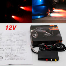 Universal Car Pickup Aircraft Exhaust Flame Thrower Kit Fire Burner Afterburner