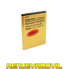 Bateria Para Samsung Galaxy Note 1 i9220 N7000 Alta Mas Capacidad 3030mAh