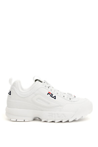 NEW Fila disruptor sneakers 1010302 White AUTHENTIC NWT