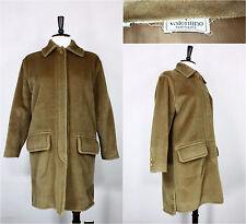 Valentino boutique alpaca cashmere jacket 4 teddy-bear coat vintage beige