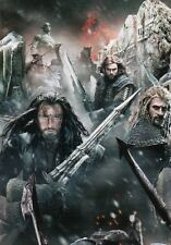 The Hobbit The Battle Of The Five Armies, NSU Magazine Promo Card P8
