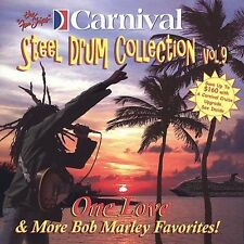 One Love & More Bob Marley Favorites * by The Carnival Steel Drum Band (CD,