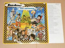 SNEAKERS -Ear Cartoons- LP