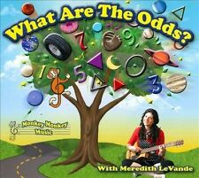 What Are the Odds? Digipak by Meredith Levande CD Childrens