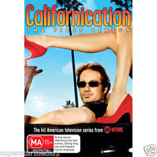 Californication SEASON 1 : NEW DVD