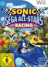 Nintendo Wii +Wii U Sonic Sega All Stars Racing Neuwertig