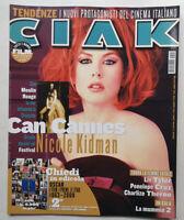 CIAK n° 5 - 2001 NICOLE KIDMAN Penelope Cruz CHARLIZE THERON