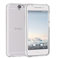 For Htc one A9 Phone Case , Slim Thin Clear Tpu Silicon Soft Back Cover