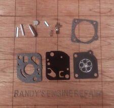 ECHO Trimmer weedeater SRM 2100 2110 Carb Rebuild Kit Carburetor Z64Z04 USA ship