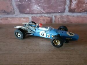 Scalextric Vintage Slot car Matra C14