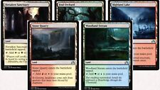 20 Dual Land Lot - SHADOWS OVER INNISTRAD  - NM/SP - 4x of each - Sets - MTG FTG