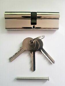 Door Lock UPVC Euro Cylinder Patio Door Wood Aluminium uPVC Double Glazed Door