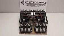Allen-Bradley Two Speed Starter 715-818000 Series K Size 2 110V Coil