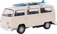 Modellauto VW Bus T2 Sammeln Metallkarosse Rückzugautomatik