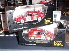 IXO MODELS RAM055 MITSUBISHI LANCER WRC #8 LOIX SAN REMO 2001 NEUF EN BOITE