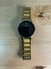 Citizen Eco-Drive Axiom Gold Tone Men's Watch - AU1062-56E