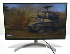 LG 27UL600-W UHD 4K AMD Radeon FreeSync Gaming Monitor Tested