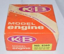 K & B 40 W/PERRY CARB & PERRY PUMP