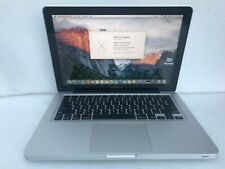"Apple MacBook Pro 13"" 2.9GHz Core i7 8GB Ram 50GB HD Mid 2012 A1278 Used"