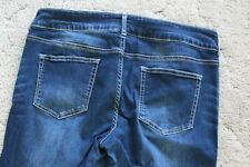 Maurices skinny blue jeans size XL - REG