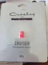 Genuine Crosley Cruiser Stylus Needle NP6 REPLACEMENT VIDEO INSTRUCTION  LINK