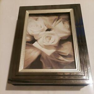 JcPenny Home Collection Black Photo Album Picture Frame (6×4) Fetco Home Decor