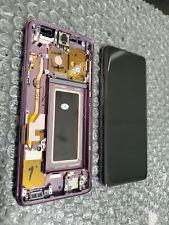 Great Samsung Galaxy S9 G960U G960 LCD Digitizer Frame Screen Lilac Purple