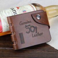 Cartera - Billetera de hombre, de calidad, modelos variados, desde España, #501